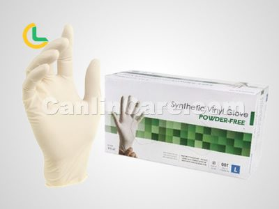 Synthetic Vinyl Gloves